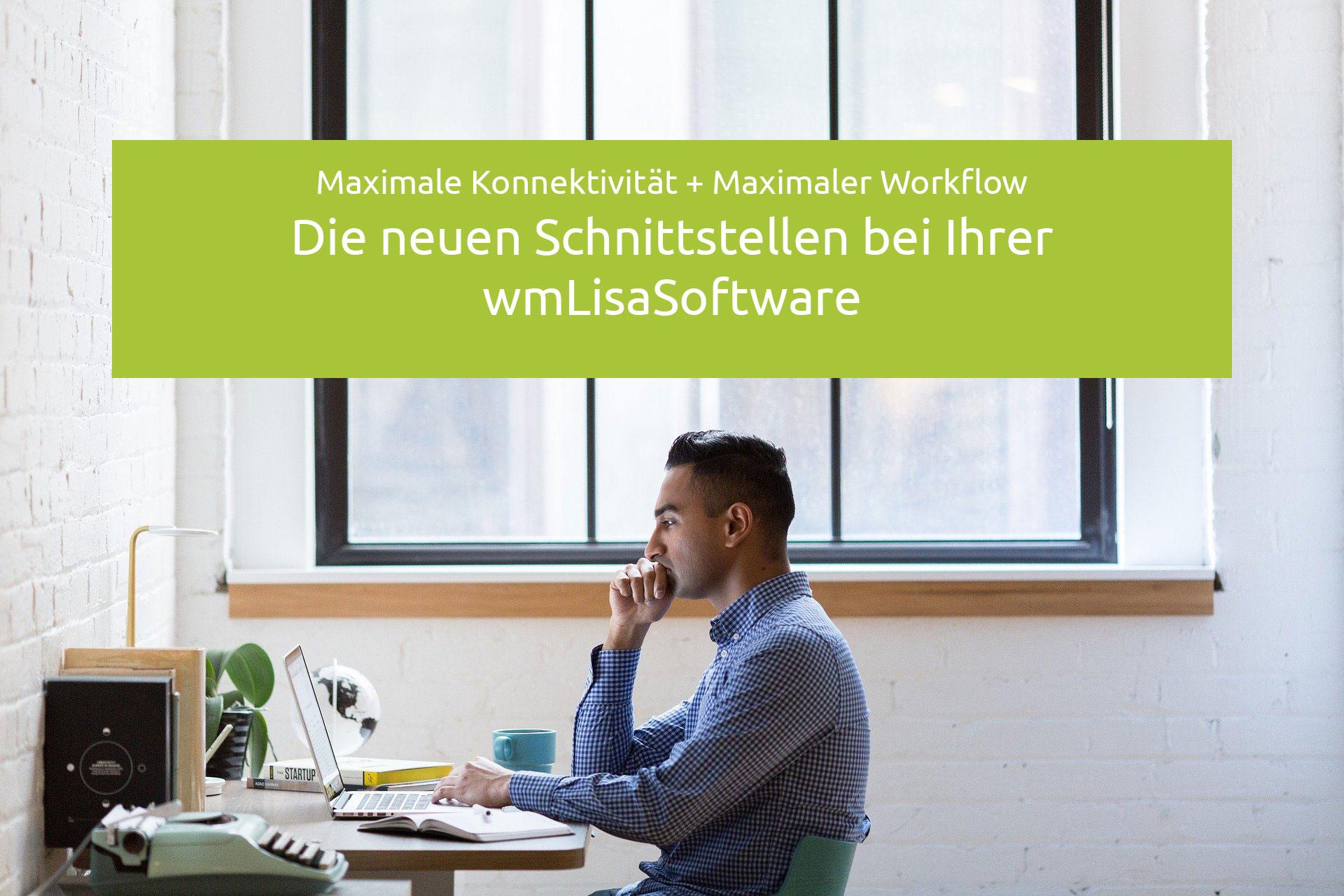 wmLisaSoftware, Maklerverwaltungsprogramm, Schnittstellen