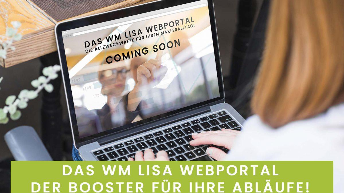 Webportal für Versicherungsmakler, Webportal für Makler, Portal für Versicherungsmakler, Portal für Makler, Maklerverwaltungsprogramm, Maklerverwaltungssoftware, wmLisaSoftware